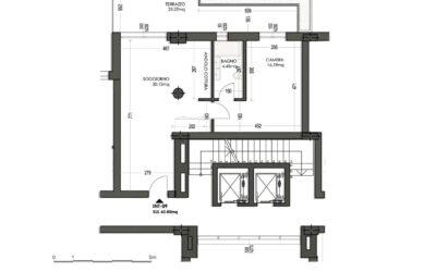 BILOCALE MQ 77 – PIANO 3° (ultime 2 disponibilità)
