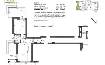 BILOCALE MQ 77 – PIANO 3° (nuova disponibilità)